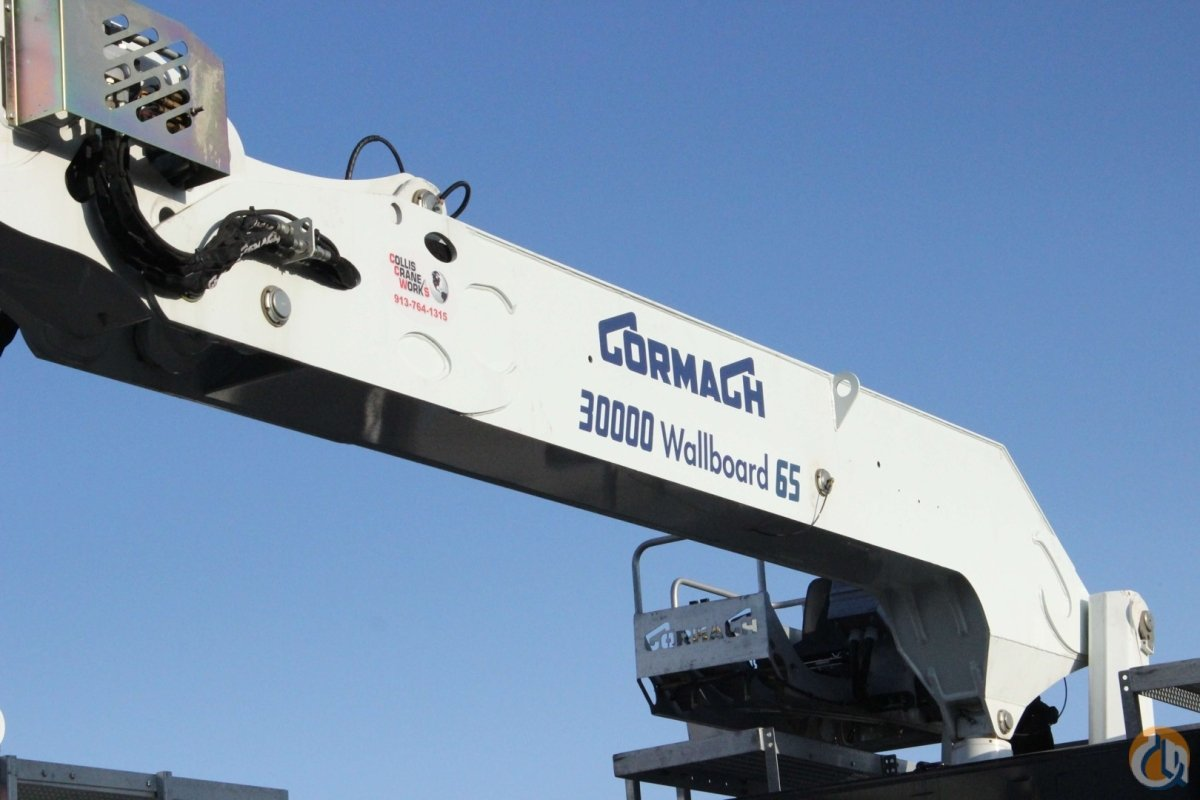 New Cormach 30000 WB65 wallboard crane unmounted Crane for Sale or Rent in Olathe Kansas on CraneNetwork.com