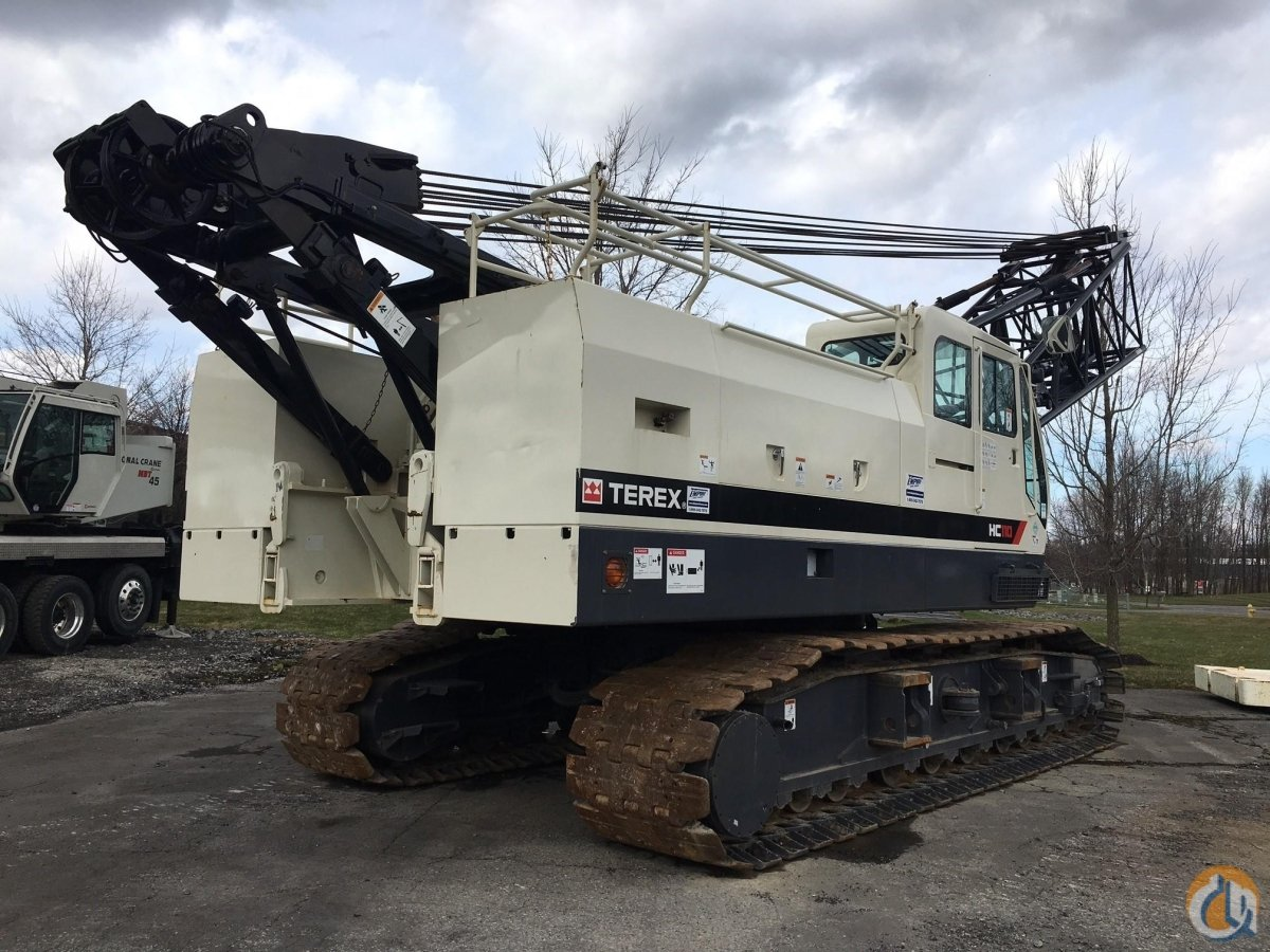 2015 TEREX HC110 Crane for Sale or Rent in North Syracuse New York on CraneNetwork.com