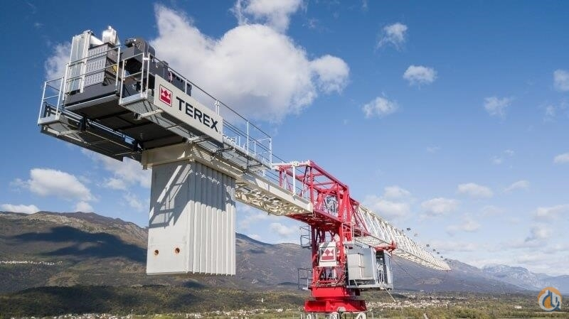 2019 TEREX CTT472-20 Crane for Sale in San Leandro California on CraneNetwork.com