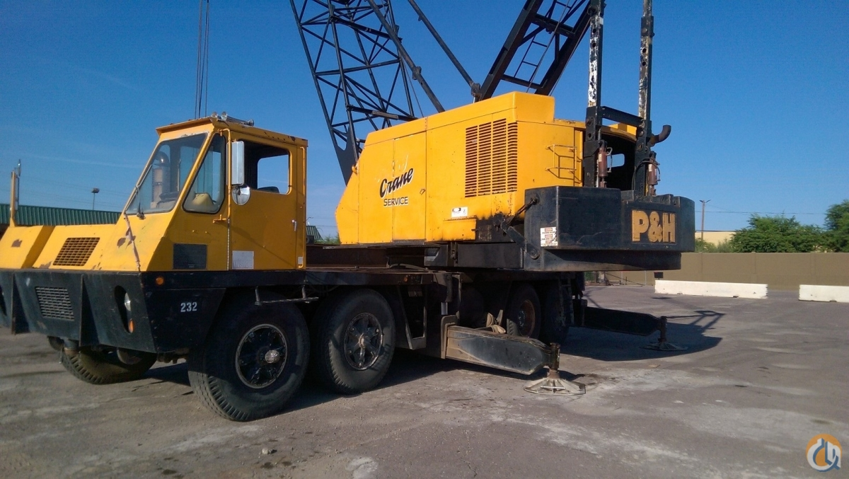 1979  1981 PH 9125TC - AVAILABLE FOR SALE Crane for Sale on CraneNetwork.com