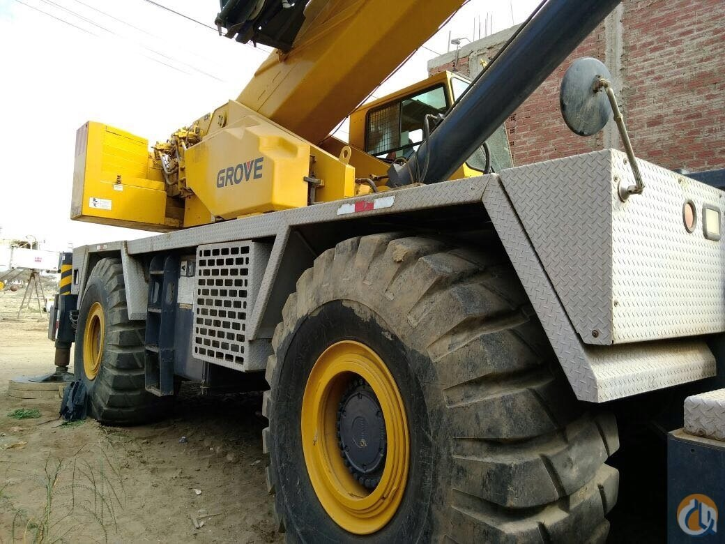 2002 GROVE RT9130E 100 ready to work Crane for Sale or Rent in Piura Piura on CraneNetwork.com
