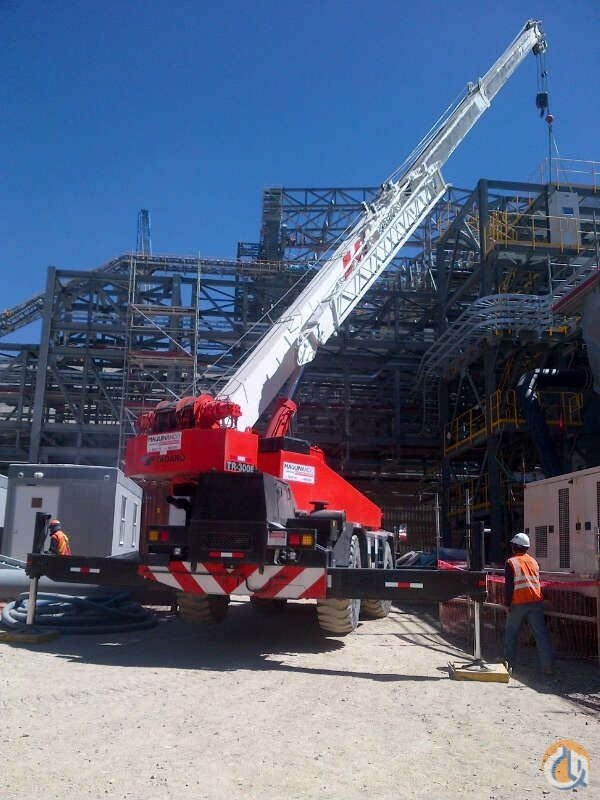 1995 Tadano TR300E-2 35 Ton RT Crane 100 ready to work Crane for Sale or Rent in Talara Piura on CraneNetwork.com