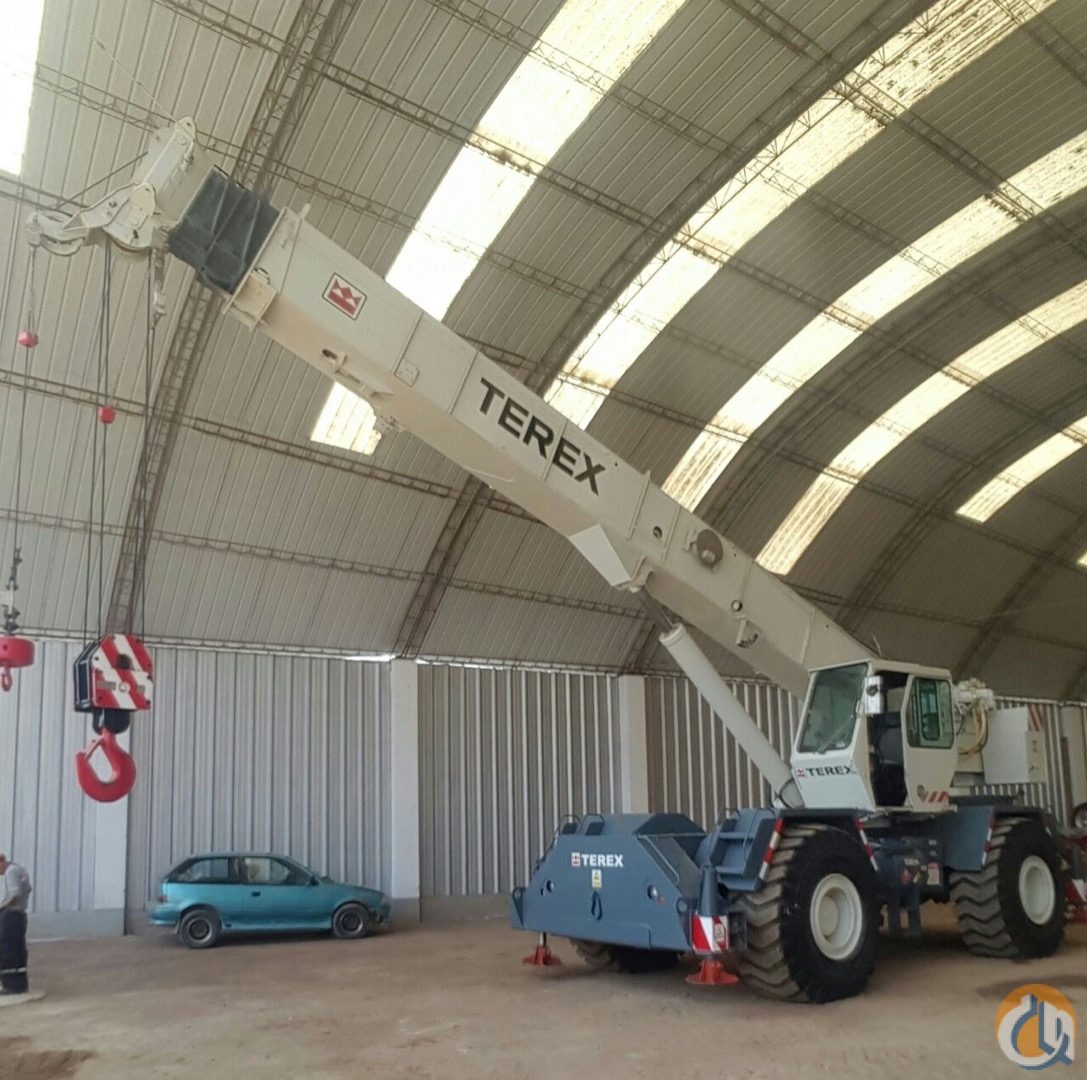 1995 Terex RT450 50 Ton RT Crane 100 Ready to work Crane for Sale or Rent in Lima Musandam Governorate on CraneNetwork.com