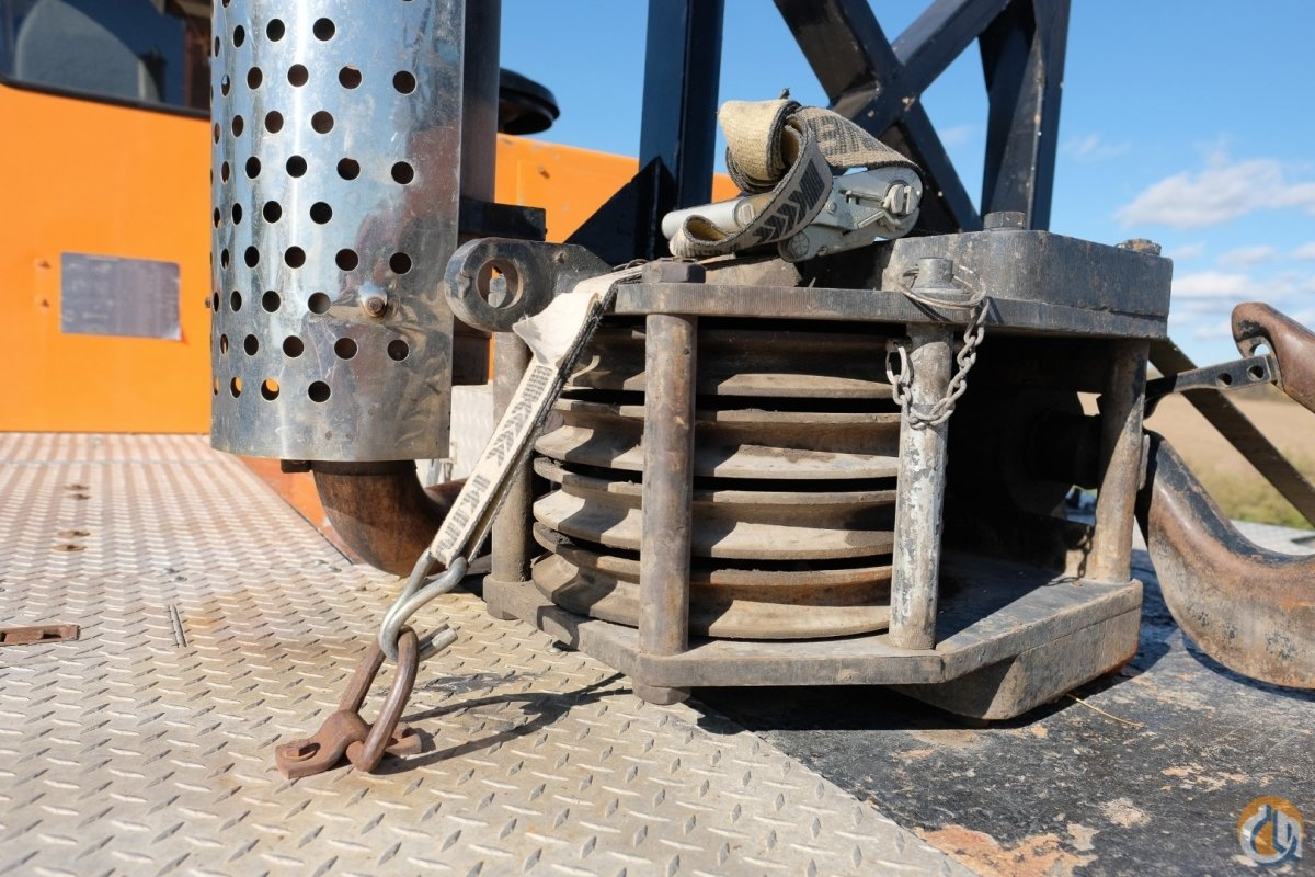 Rebuilt Cummins Diesel Engine Heavy Counterweight Package  T-340  Crane for Sale in New York New York on CraneNetwork.com
