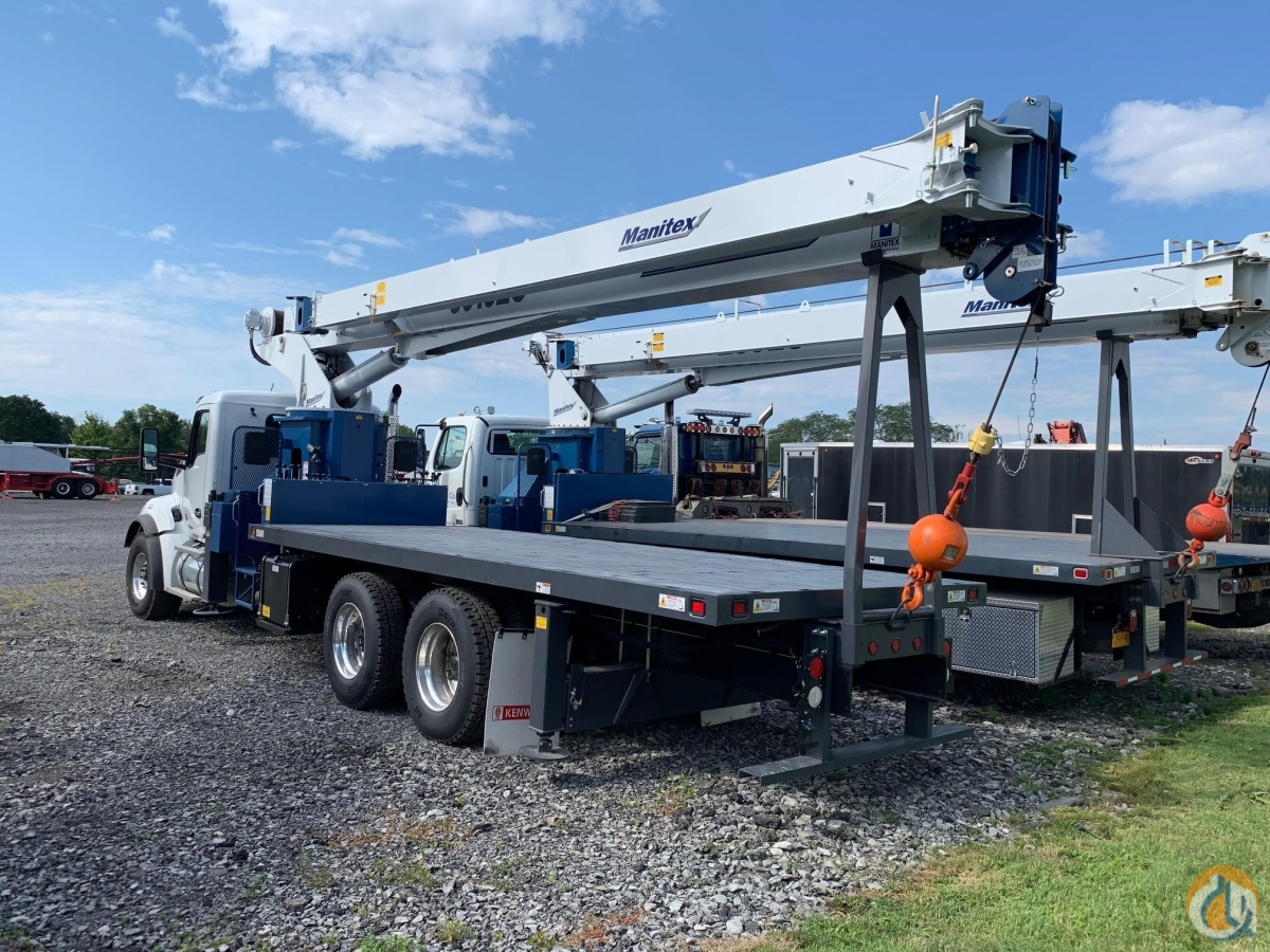 2019 MANITEX 30102C Crane for Sale in North Syracuse New York on CraneNetwork.com