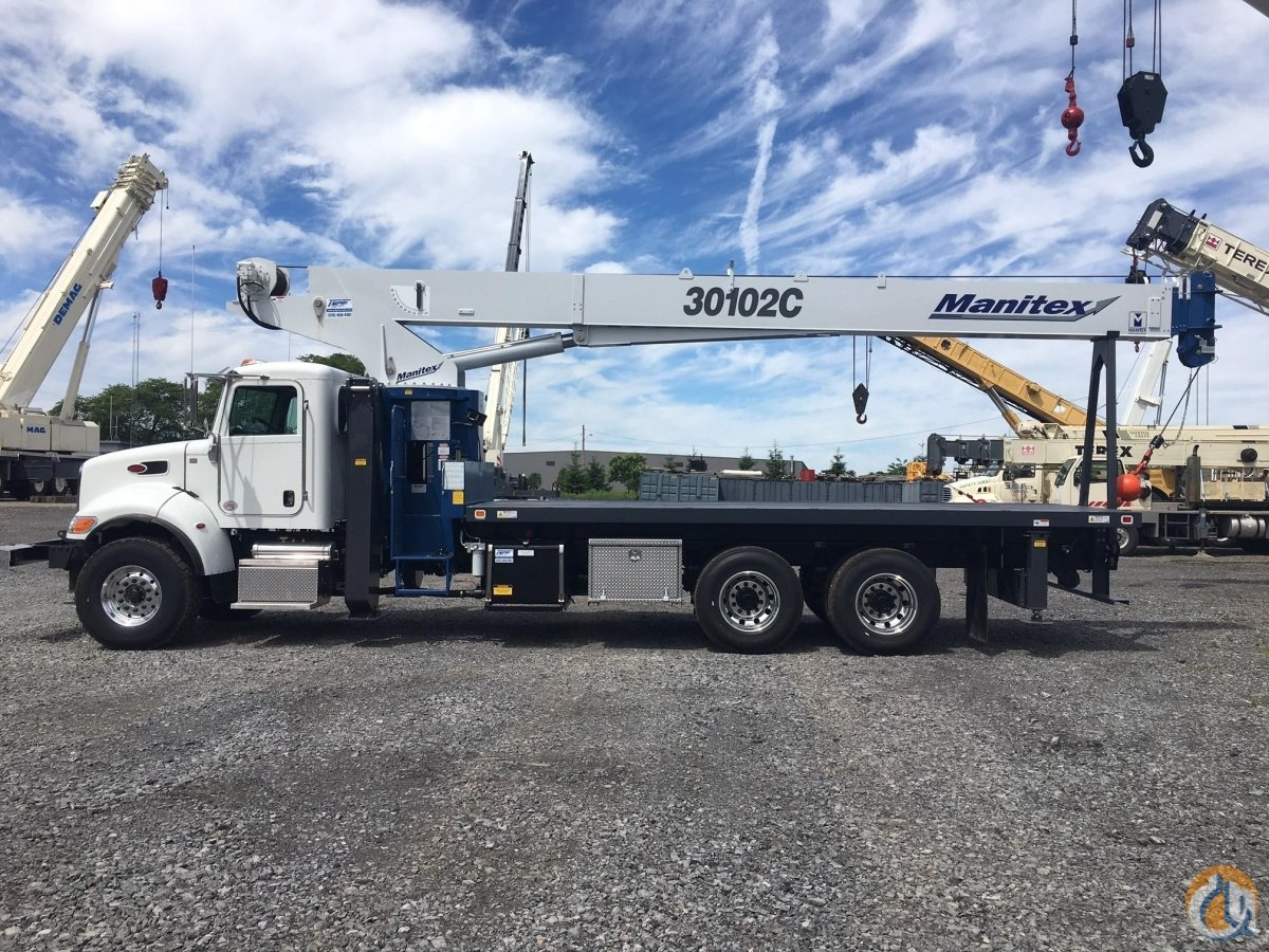 2020 MANITEX 30102C Crane for Sale in Georgetown Texas on CraneNetwork.com