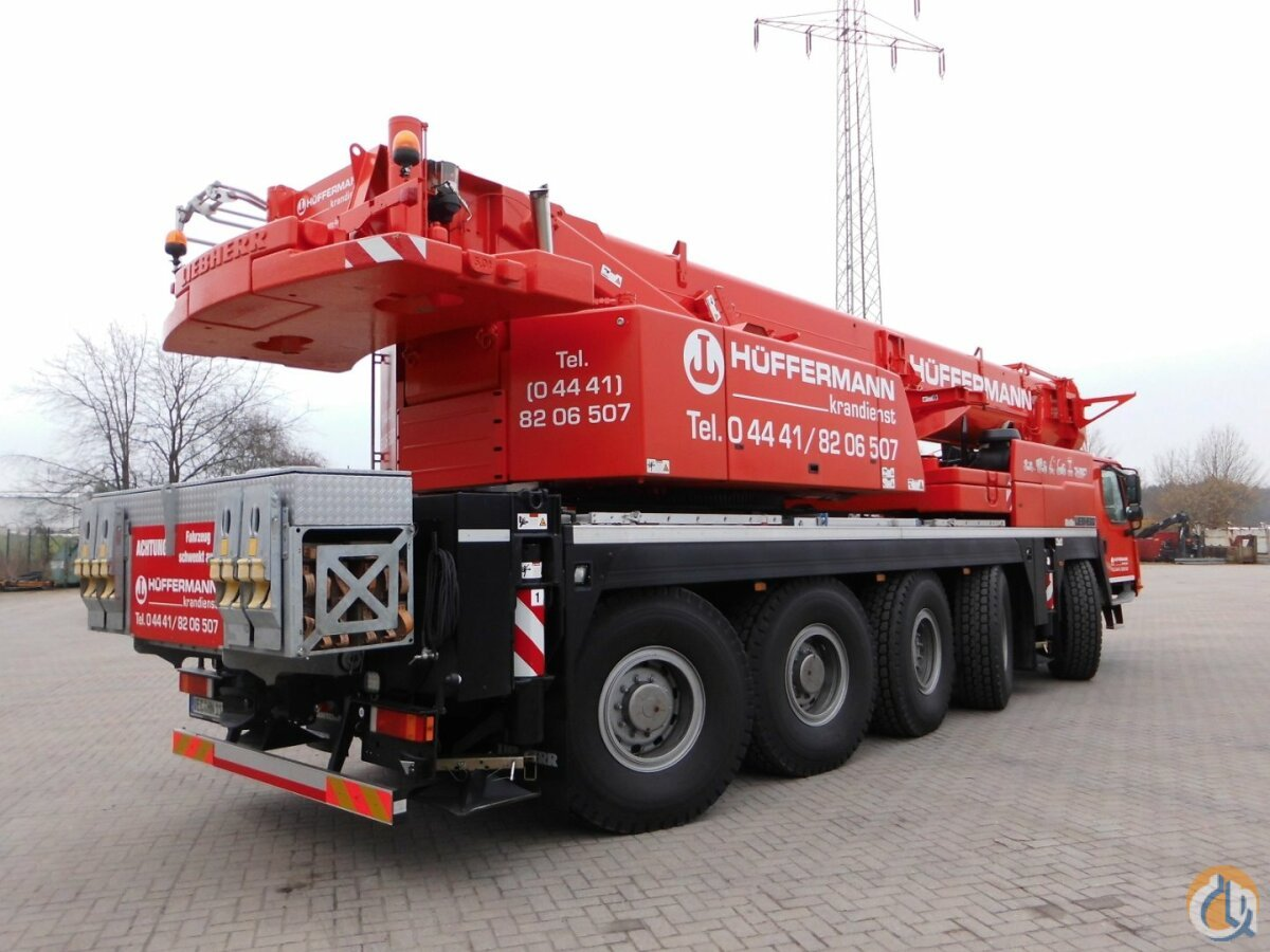 Sold LTM 1100-5.2 Crane for  in Wildeshausen Niedersachsen on CraneNetwork.com