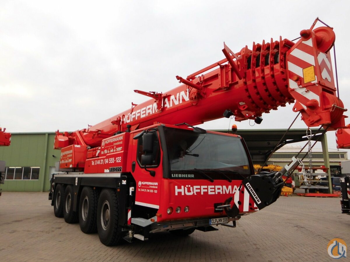 Liebherr LTM 1070-4.2 Crane for Sale in Wildeshausen Niedersachsen on CraneNetwork.com
