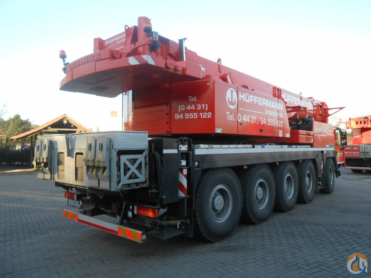 Sold Liebherr LTM 1100-5.2 Crane for  in Wildeshausen Niedersachsen on CraneNetwork.com