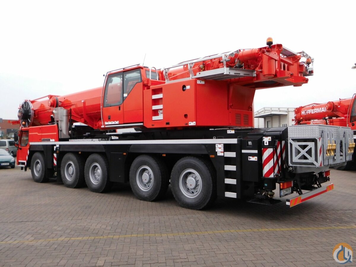 Liebherr LTM 1220-5.2 Crane for Sale in Wildeshausen Niedersachsen on CraneNetwork.com