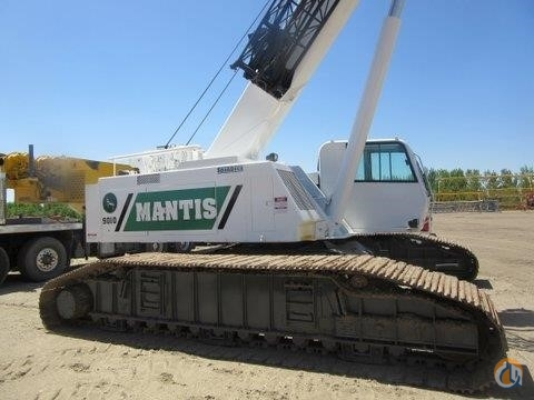 2007 MANTIS 9010 Crane for Sale in North Syracuse New York on CraneNetwork.com
