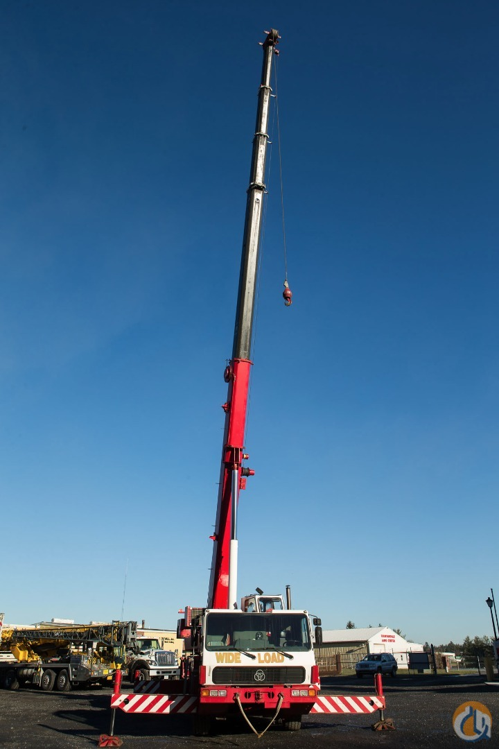 KruppGrove New Engine  Transmission Crane for Sale in Baltimore Maryland on CraneNetwork.com