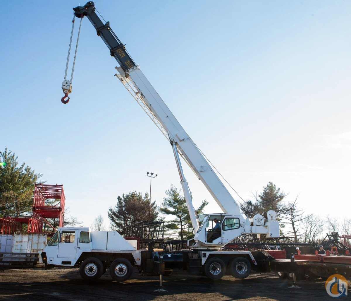 75 Ton Truck Crane Long Boom Simple Technology Crane for Sale on CraneNetworkcom