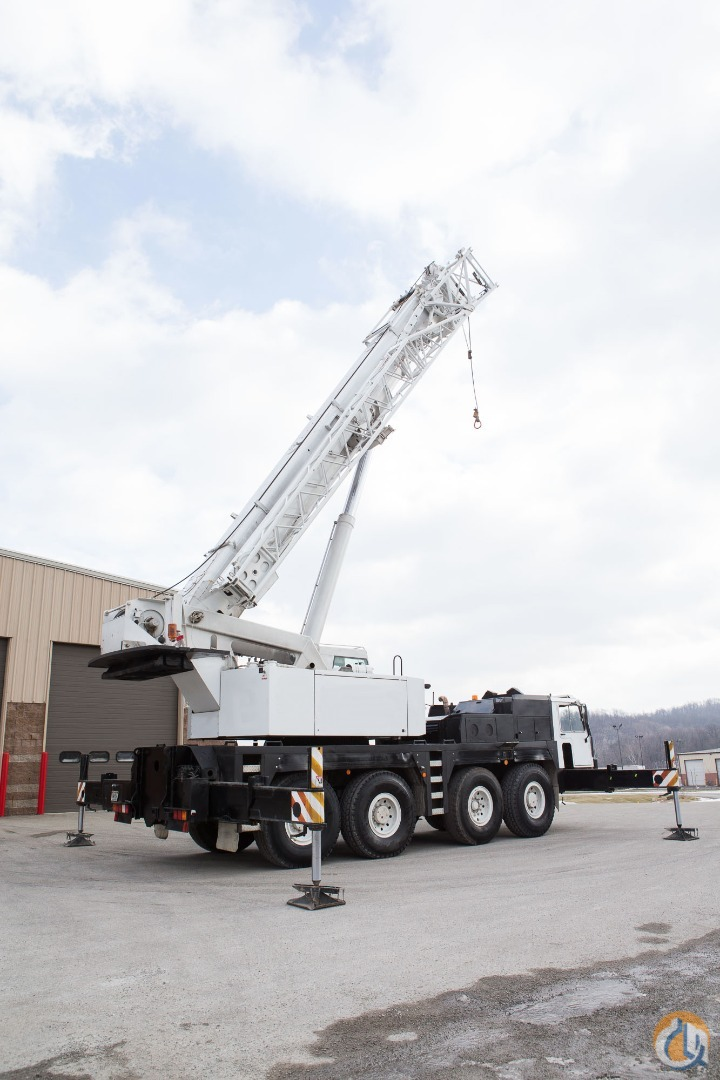 110 TON 171  Long Boom 62 Jib Strong Chart Crane for Sale on CraneNetwork.com