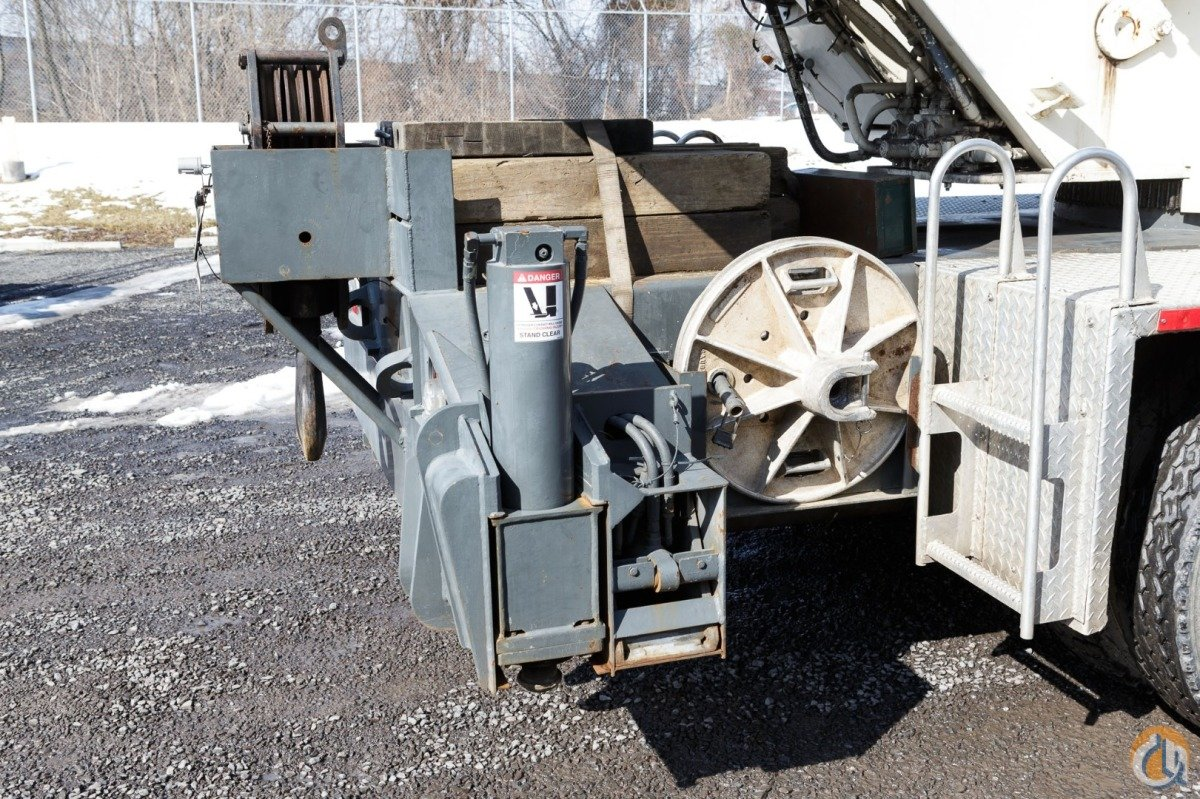 2 WINCHES AND LOW HOURS Crane for Sale on CraneNetwork.com