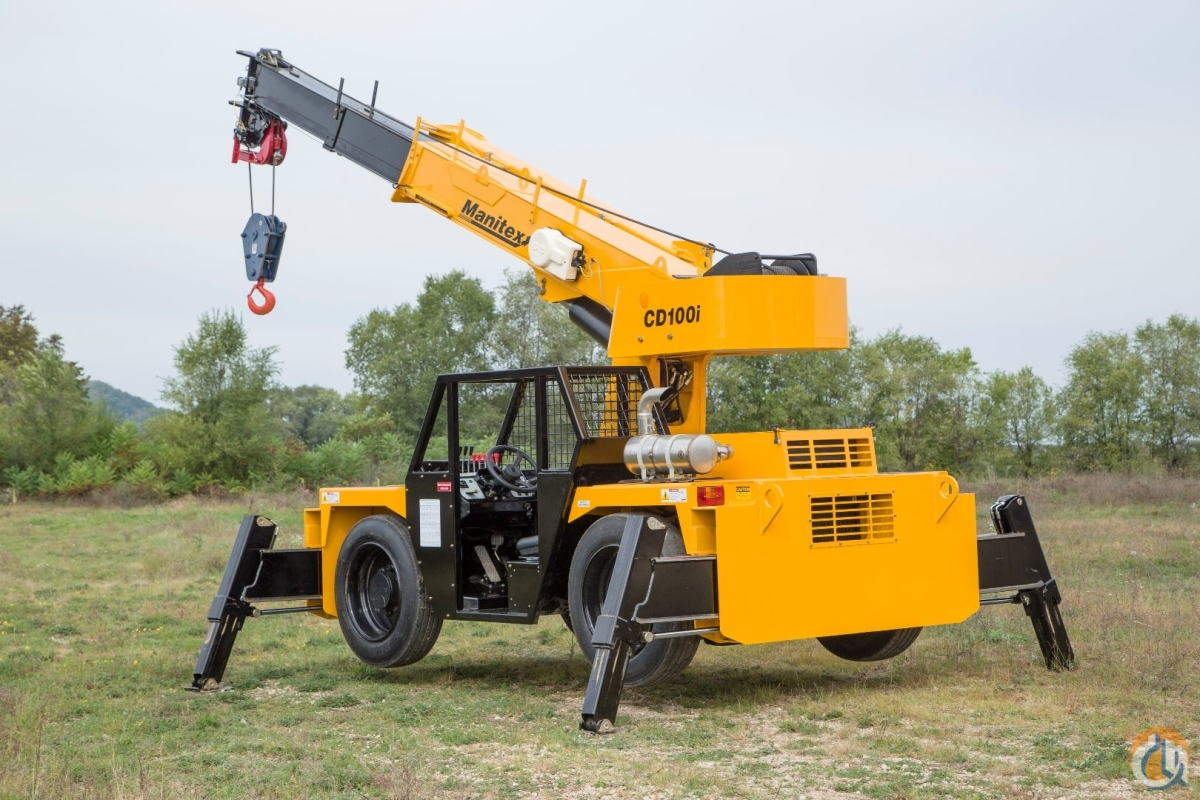 Manitex CD 100i Carry Deck Crane Crane for Sale or Rent in Abbotsford British Columbia on CraneNetwork.com