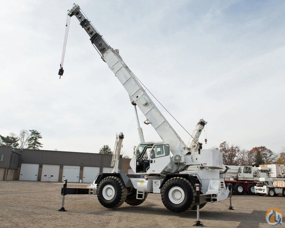 TEREX RT-450 50 TON ROUGH TERRAIN CRANE Crane for Sale in New York New York on CraneNetwork.com