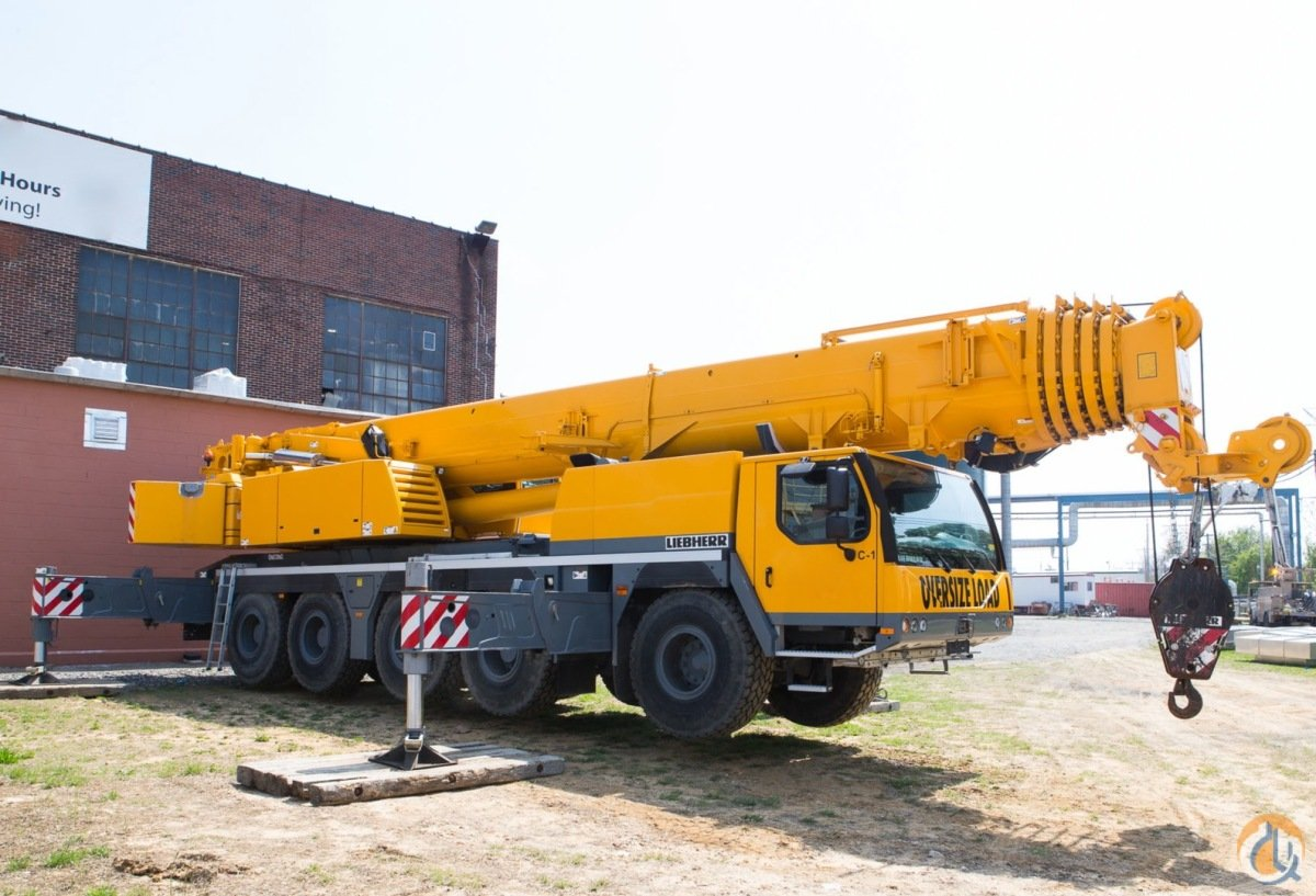 2010 LIEBHERR LTM-1130 5.1 Crane for Sale on CraneNetwork.com