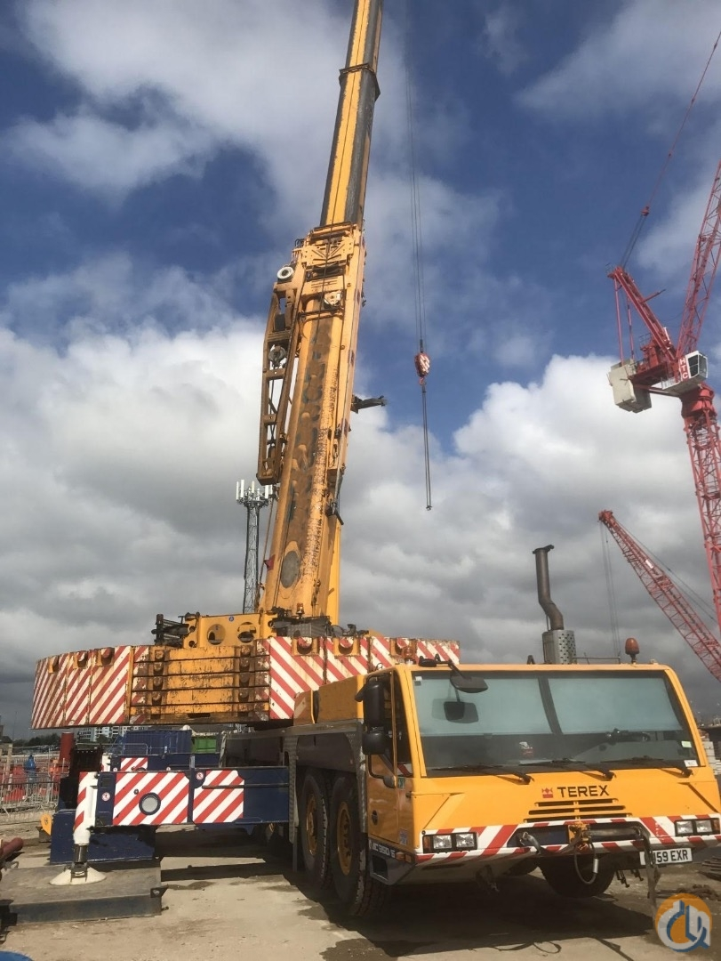 DEMAG AC3506 2009 Crane for Sale in Houston Texas on CraneNetworkcom