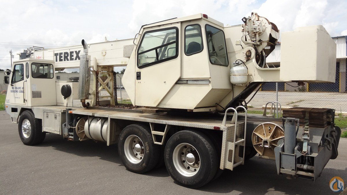 Sold 1998 Terex T340 Crane for  in Calhoun Georgia on CraneNetwork.com