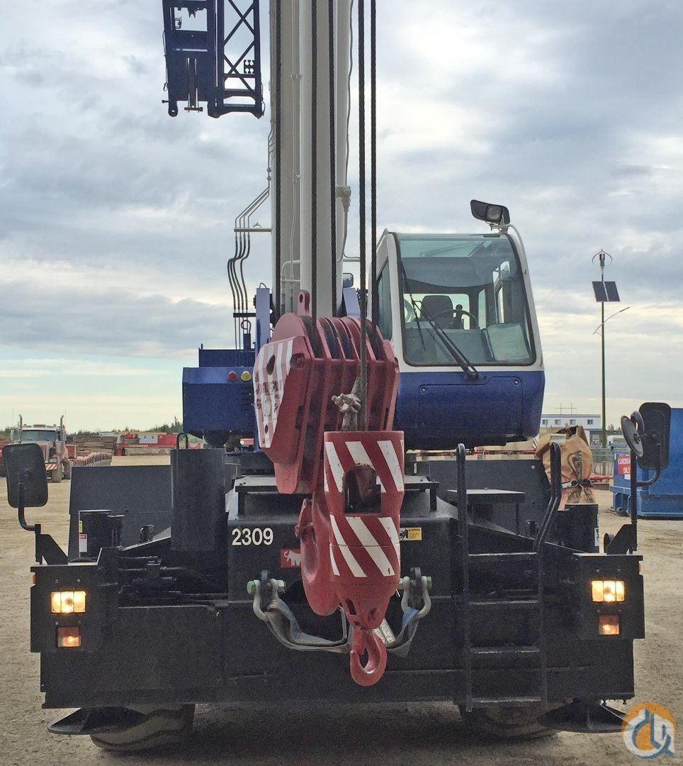 Tadano GR-550XL-2 Crane for Sale or Rent in Sarnia Ontario on CraneNetwork.com