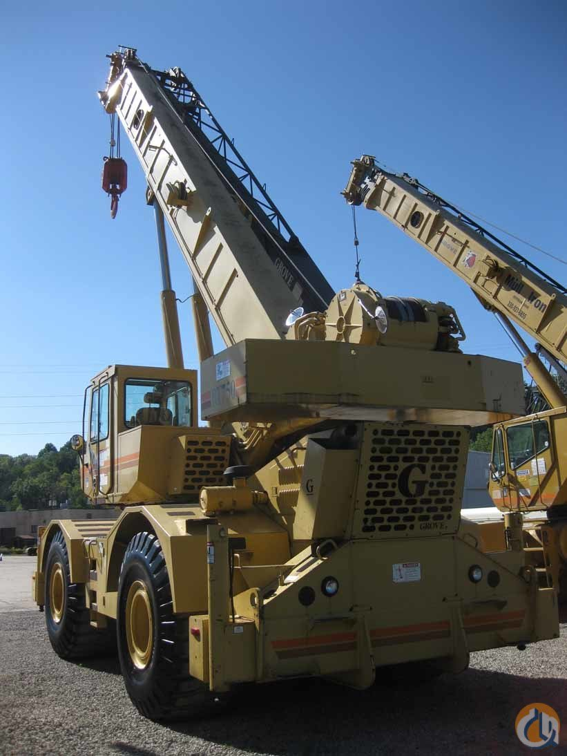 Grove RT750B For Sale Crane for Sale in Cleveland Ohio on CraneNetwork.com