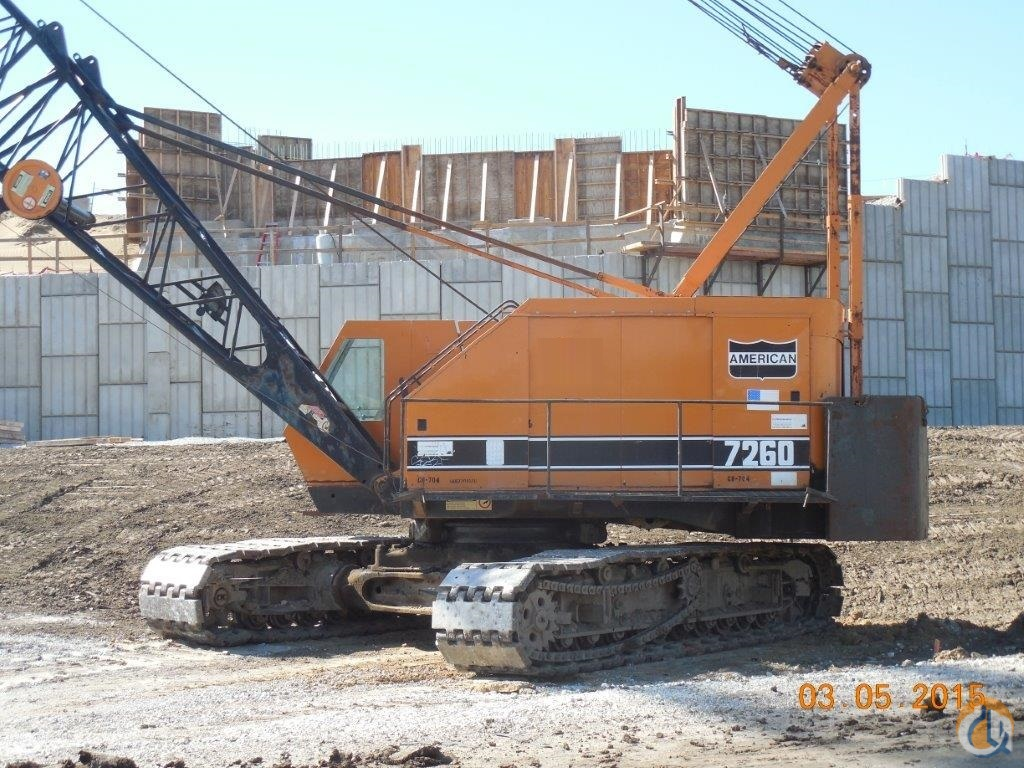 1982 American 7260 Crane for Sale on CraneNetwork.com