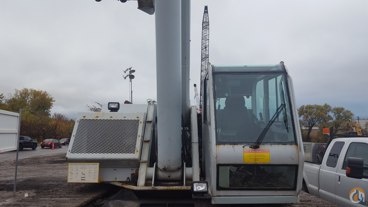 2008 Mantis 12010 Crane for Sale or Rent in West Seneca New York on CraneNetwork.com