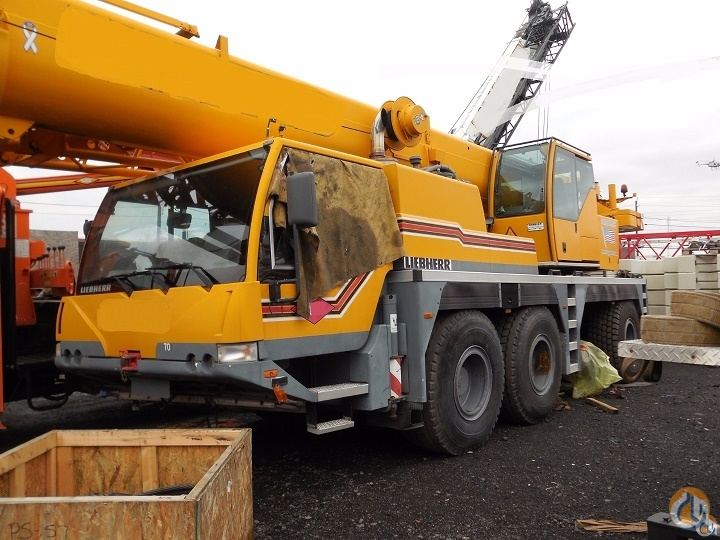 Sold 2001 Liebherr LTM 10602 EXCELLENT Crane for  on CraneNetwork.com