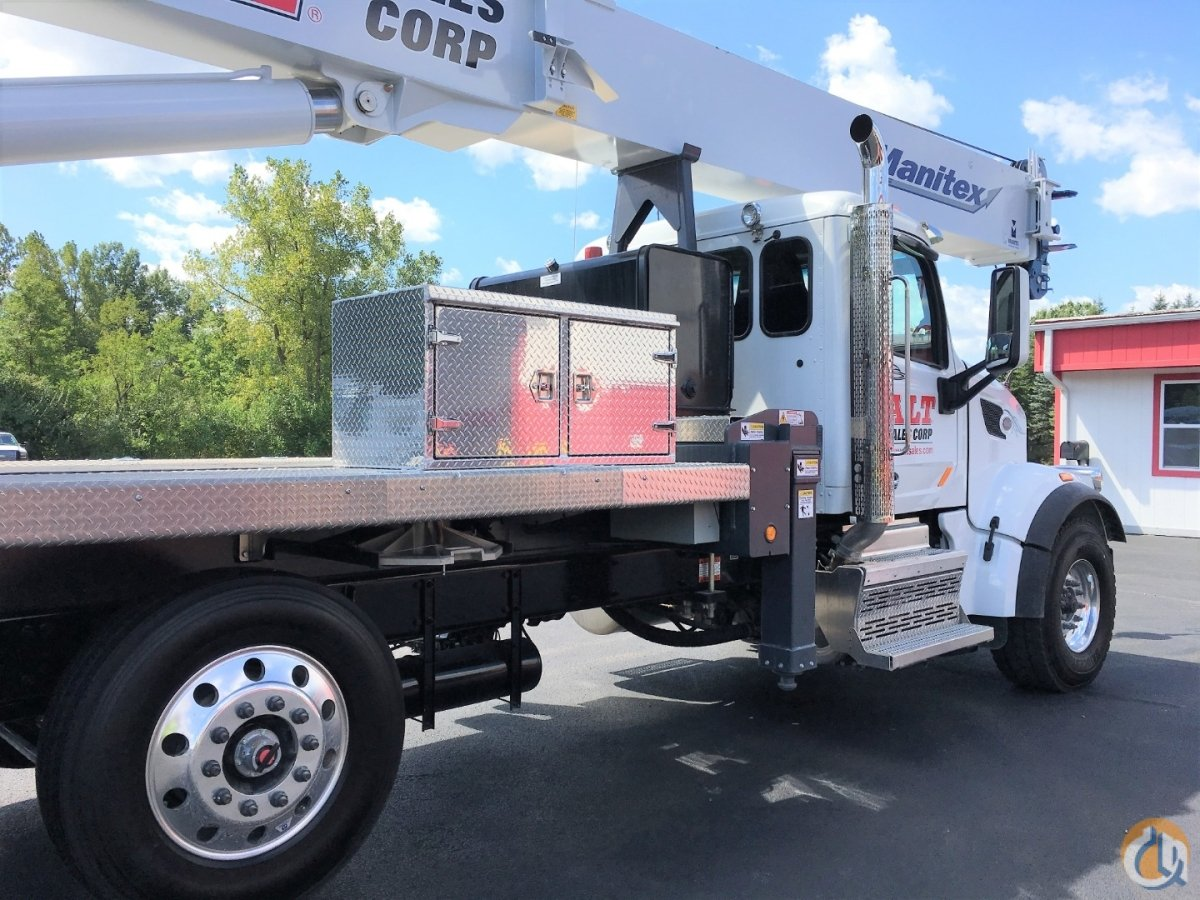 NEW 2020 Manitex TC50128S Crane for Sale in Richfield Ohio on CraneNetwork.com