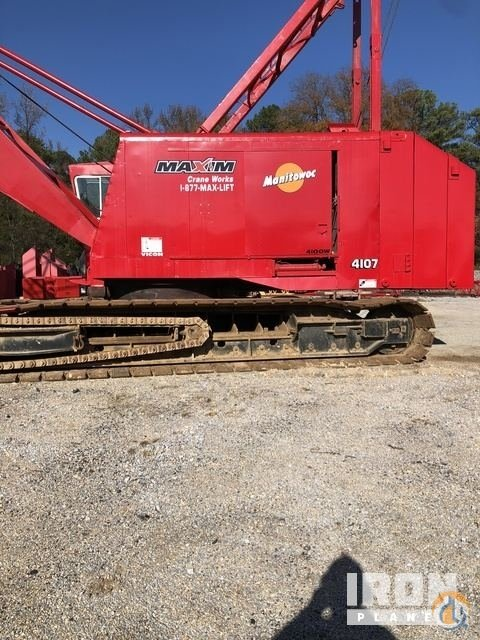 Sold 1978 Manitowoc 4100W-II 230 Ton Lattice-Boom Crawler Crane Crane for  in Alabaster Alabama on CraneNetwork.com