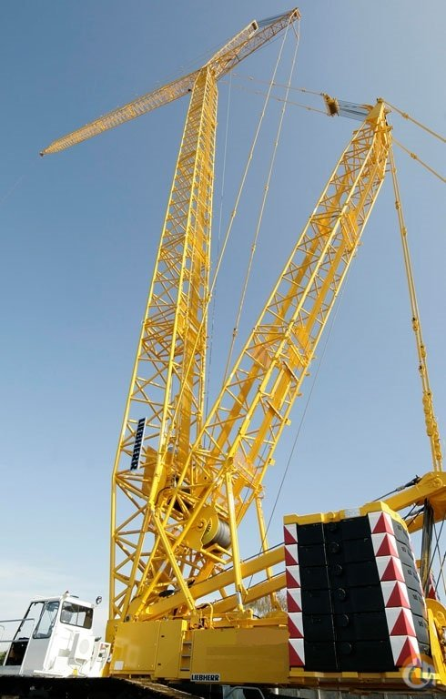 2009 Liebherr LR1400 Crane for Sale on CraneNetworkcom