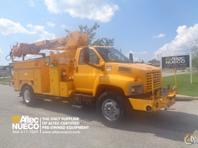 2008 Terex C4047-BR Crane for Sale in Calera Alabama on CraneNetworkcom