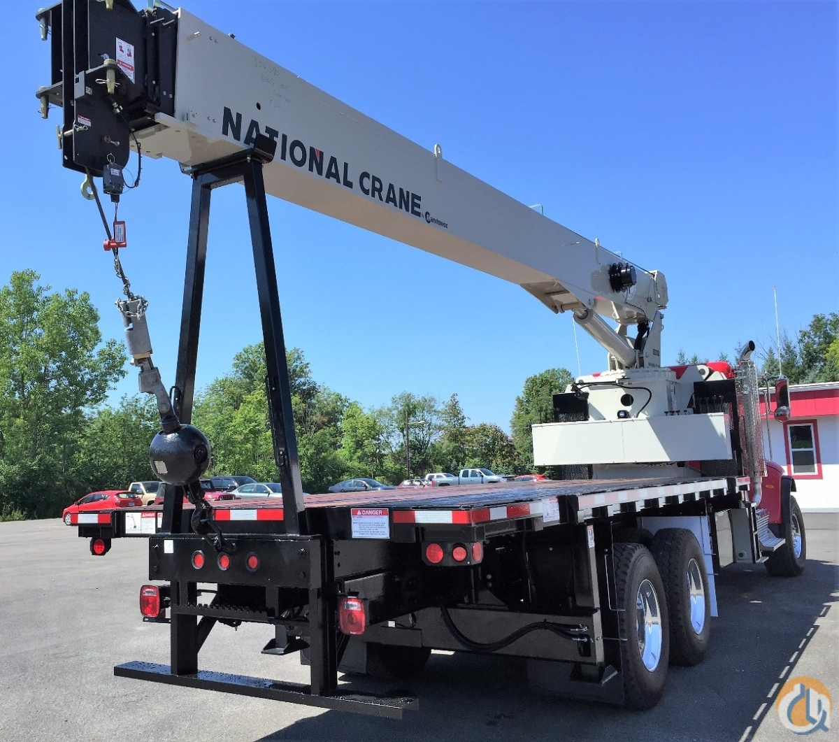 2017 NATIONAL 8100D Crane for Sale in Kaukauna Wisconsin on CraneNetworkcom