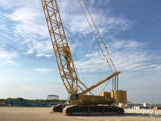 Sold 2001 Demag CC2500 Lattice-Boom Crawler Crane Crane for  in Ingleside Texas on CraneNetwork.com