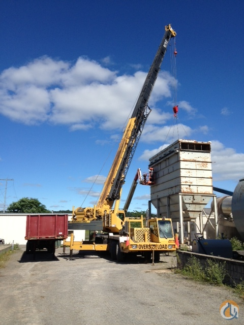 70-TON GROVE TMS870 Crane for Sale in Rochester New York on CraneNetworkcom