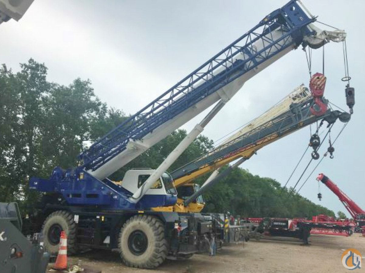 2014 TADANO GR-750XL-2 Crane for Sale or Rent in Savannah Georgia on CraneNetwork.com