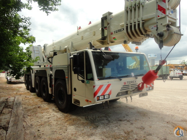 Terex AC 140 All Terrain Crane Crane for Sale on CraneNetwork.com