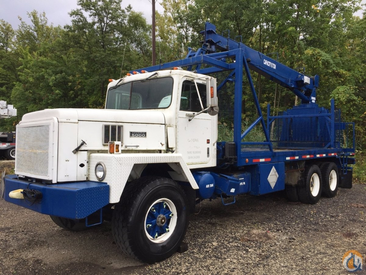 1989 NATIONAL 400A R1662X Crane for Sale in Richfield Ohio on CraneNetwork.com
