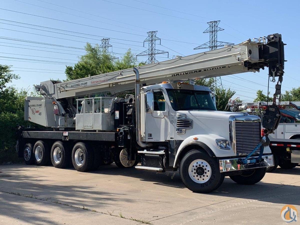 Sold 2011 National NBT45-142 Crane for  in Fort Worth Texas on CraneNetwork.com