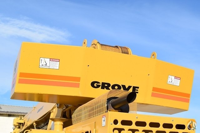1997 Grove RT58D Crane for Sale in Sutherlin Virginia on CraneNetwork.com