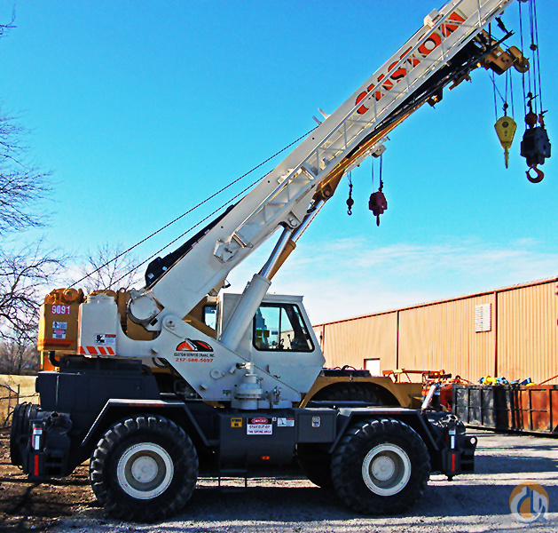 LORAIN LRT230 FOR SALE Crane for Sale or Rent in Fisher Illinois on CraneNetwork.com
