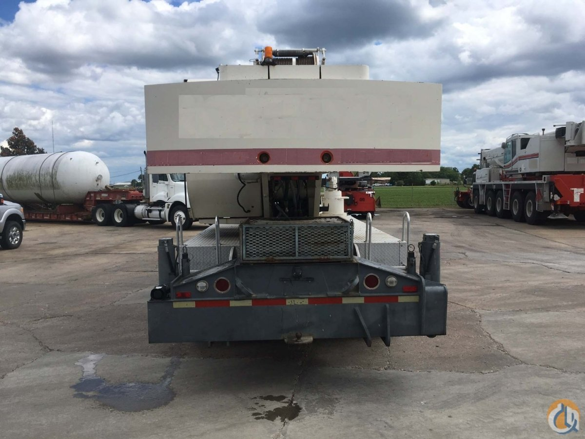 Terex T340XL Crane for Sale in Duluth Georgia on CraneNetworkcom