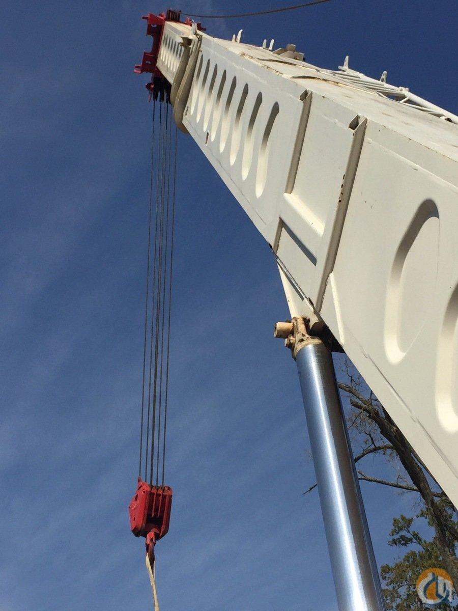 Terrain Crane Hs Code : Fmc link belt hsp rough terrain crane for sale in
