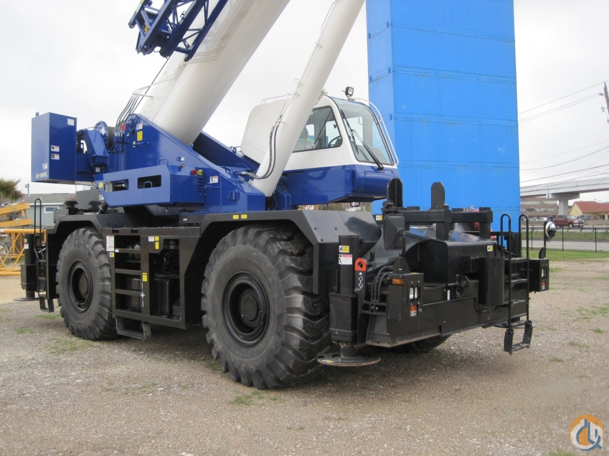 2015 Tadano GR-1000XL-2  For Sale Lease Crane for Sale or Rent in Houston Texas on CraneNetwork.com