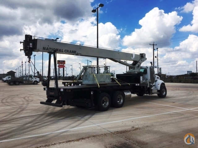 2017 New National NBT30H110-2 Crane for Sale or Rent in San Antonio Texas on CraneNetworkcom