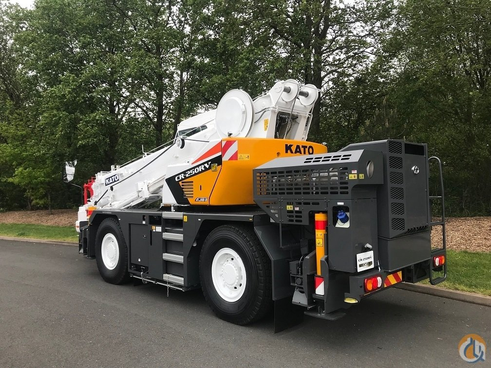 Kato - NEW CR-250Rv - 25 Ton City Crane NEW MODEL Crane for Sale in Cork County Cork on CraneNetwork.com