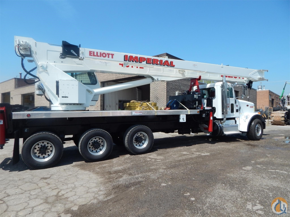 2015 ELLIOTT 40142R Crane for Sale in Bridgeview Illinois on CraneNetworkcom