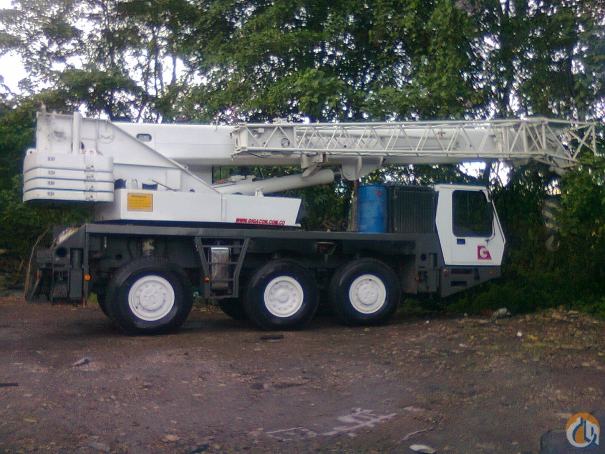 1991 Krupp KMK 3045 Crane for Sale in Cartagena Bolvar on CraneNetwork.com