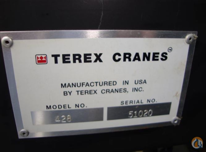 1998 TEREX T335 Crane for Sale on CraneNetwork.com